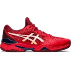 Asics Men's Court FF 2 Tennis Shoes (Classic Red/White) - Asics