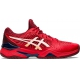 Asics Men's Court FF 2 Tennis Shoes (Classic Red/White) - Asics Gel-Court Speed Tennis Shoes