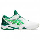 ASICS Men's Court FF Novak Tennis Shoes (White/Kale) -