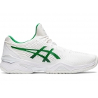 ASICS Men's Court FF Novak Tennis Shoes (White/Green) - Shop the Best Selection of Tennis Shoes for Any Court Surface