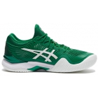 Asics Men's Court FF Novak Tennis Shoes (Kale/White) - Tennis Shoe Brands