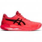 Asics Women's Gel-Resolution 8 Tokyo Tennis Shoes (Sunrise Red/Eclipse Black) -