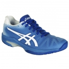 Asics Women's Solution Speed FF Tennis Shoes (Blue Coast/White) - Types of Tennis Shoes
