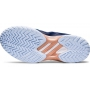 Asics Women's Solution Speed FF Tennis Shoes (Peacoat/Rose Gold)