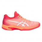 Asics Women's Solution Speed FF Tennis Shoes (Mojave/White) - Asics Gel-Solution and Solution Speed Tennis Shoes