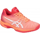 Asics Women's Solution Speed FF Tennis Shoes (Mojave/White) - Tennis Shoe Brands