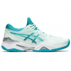ASICS Women's Court FF 2 Tennis Shoes (Bio Mint/Lagoon)  -