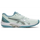 ASICS Women's Court Speed FF Tennis Shoes (Bio Mint/Pure Silver) - Clearance Sale! Discount Prices on Women's Tennis Shoes