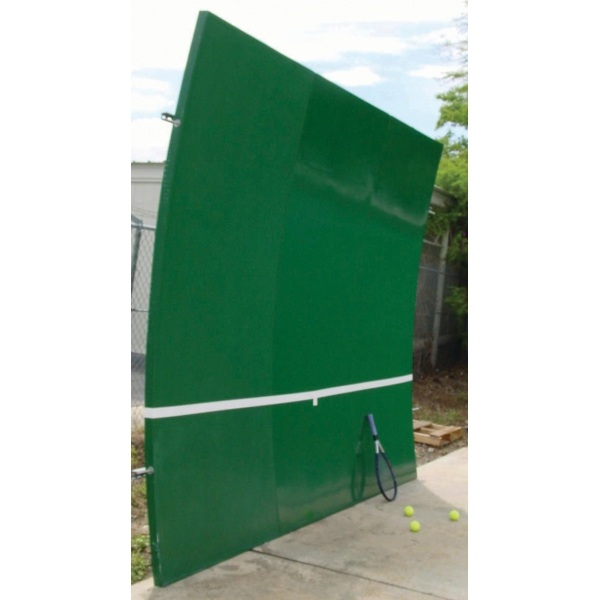 Bakko Single Curve Series Backboard 10' x 12'
