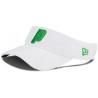 Prince OPV Visor (White/ Green) - Tennis Apparel