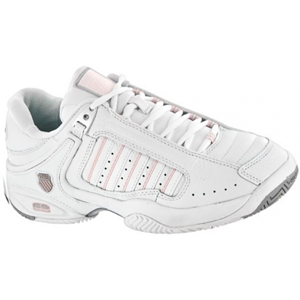 K-Swiss Women's Defier RS (White/Pink)