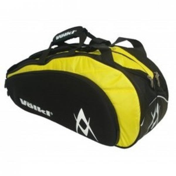 Volkl Super Tour 9-Pack Bag (Blk/ Ylw)
