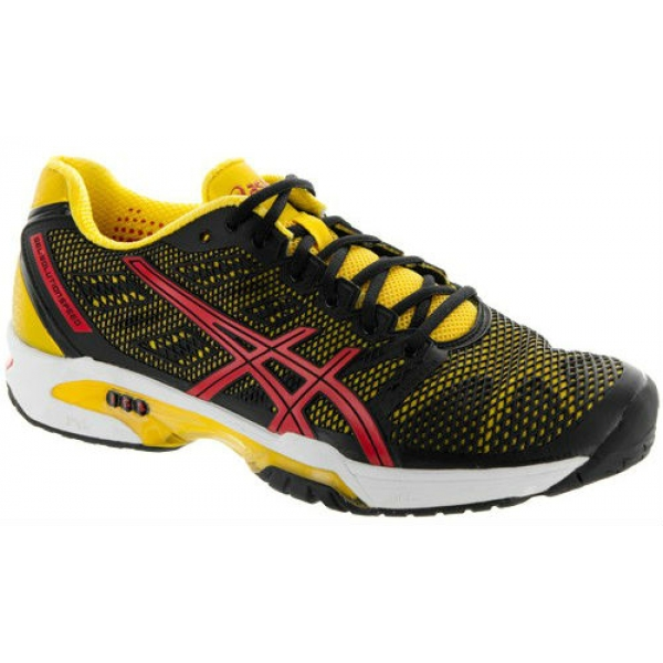 Asics Men Gel Solution Speed 2 tennis shoe review