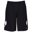 DUC Fierce Men's 9.5 Tennis Shorts (Black) - Men's Team Apparel