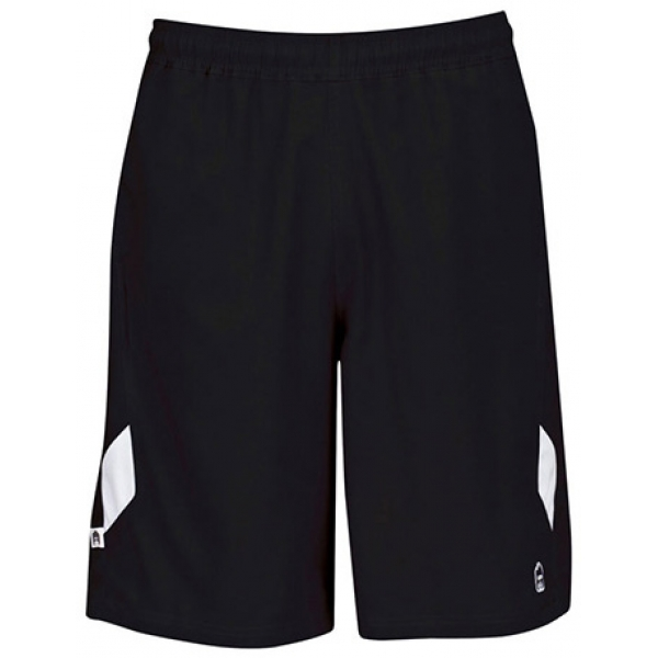 DUC Fierce Men's 9.5 Tennis Shorts (Black)