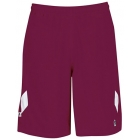 DUC Fierce Men's 9.5 Tennis Shorts (Maroon) - Tennis Apparel