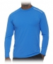 Bloq-UV Men's Jet-Tee Long Sleeve Top (Ocean Blue) - Men's Long-Sleeve Shirts