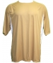 A4 Men's Performance Color Block Crew Shirt (Vegas Gold) CLOSEOUT - Discount Tennis Apparel