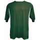 A4 Men's Performance Color Block Crew Shirt (Forest) CLOSEOUT - A4 Apparel