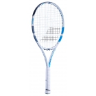 Babolat Boost D (Drive) Tennis Racquet (Blue/White) - Adult Recreational & Pre-Strung Tennis Racquets