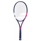 Babolat Boost AW (Aero) Pink/Black Tennis Racquet - Adult Recreational & Pre-Strung Tennis Racquets