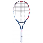 Babolat Boost USA Tennis Racquet - Adult Recreational & Pre-Strung Tennis Racquets