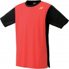 Yonex Men's Stan Tour Finals Tennis Shirt (Flash Orange) - Yonex Tennis Apparel