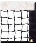 MacGregor Super Pro 5000 Poly 42' Tennis Net  - Single Braided