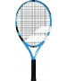 Babolat Drive Junior 23 Inch Tennis Racquet (Blue) - 23 Inch Junior Tennis Racquets for Kids 7 to 8 Years Old