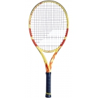 Babolat Pure Aero Junior 26 Inch Roland Garros Tennis Racquet - Junior 10 & Under Tennis Equipment for Kids