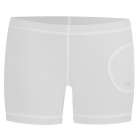 Sofibella Women's Ball Pocket Tennis Shorties (White) - Women's Undergarments