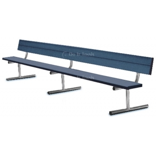15' Permanent Bench w/o Back