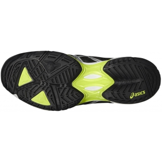 Chaussures 4715 de tennis Asics GEL Speed Solution Speed pour 2 pour hommes (Onyx/ Flash Yellow cfea1d7 - vendingmatic.info