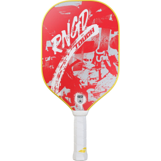 160002 Babolat RNGD Touch Pickleball Paddle (Light Grey/Light Red)