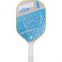 160004 Babolat RBEL Touch Pickleball Paddle (Sky Blue/Light Grey)