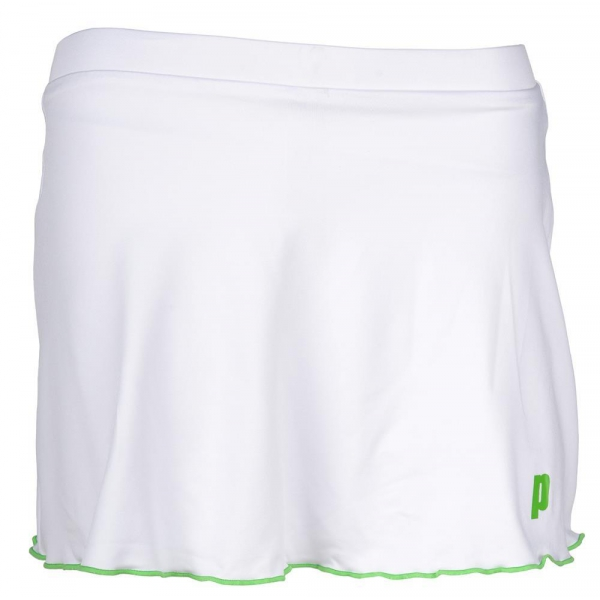 Prince Women's Skort (White/Green)