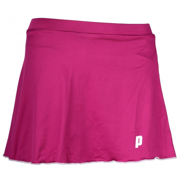 Prince Women's Skort (Berry/White)