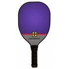 Paddletek Power Play Pro Paddle (Purple) - Tennis Court Equipment