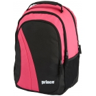 Prince Club Backpack Tennis Bag (Black/ Pink) - Prince Tennis Bags