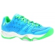 Prince Women's T22 Tennis Shoe (Sky/Mint) - Prince