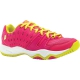 Prince Junior's T22 Tennis Shoes (Pink/ Yellow) - Prince