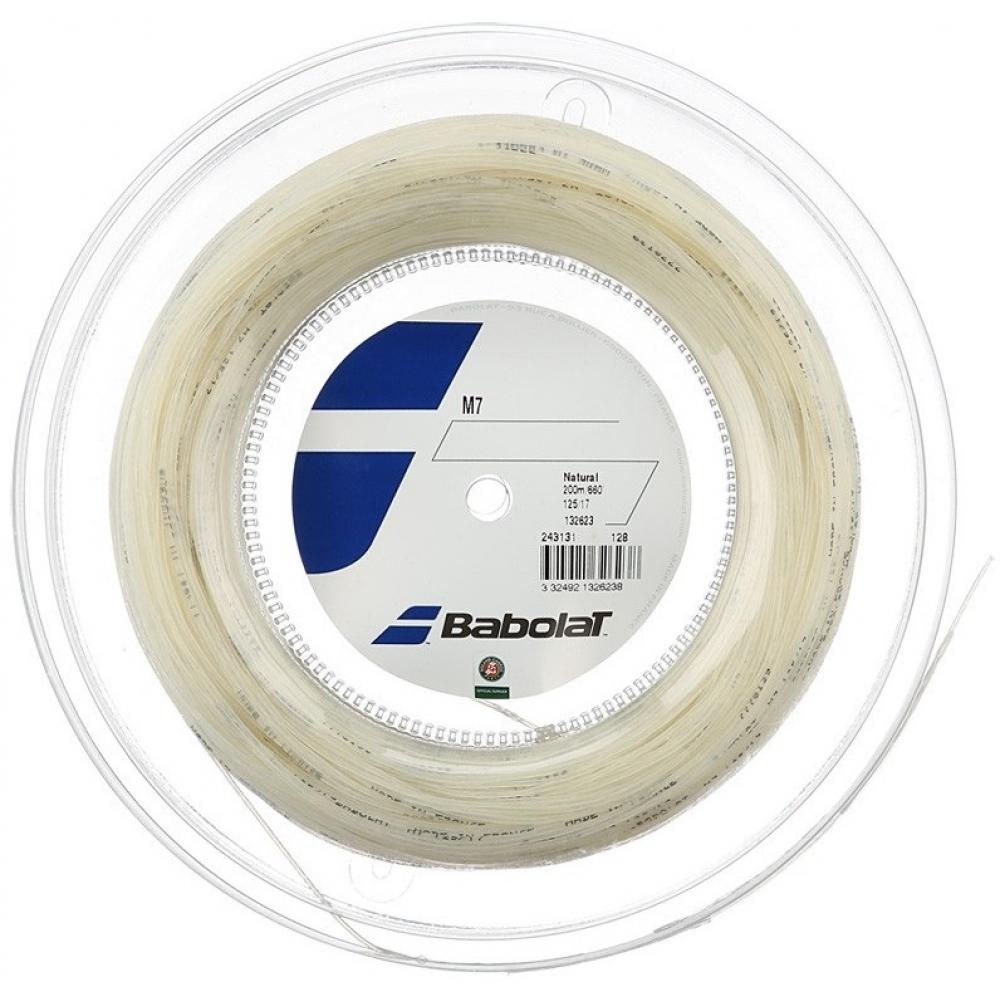 Babolat M7 17G Tennis String (Reel)