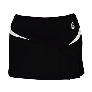 DUC Compete Women's Skirt w/ Power Tights (Black)