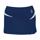 DUC Compete Women's Skirt w/ Power Tights (Navy) - Tennis Apparel Brands