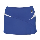 DUC Compete Women's Skirt w/ Power Tights (Royal) - Women's Skirts & Skorts