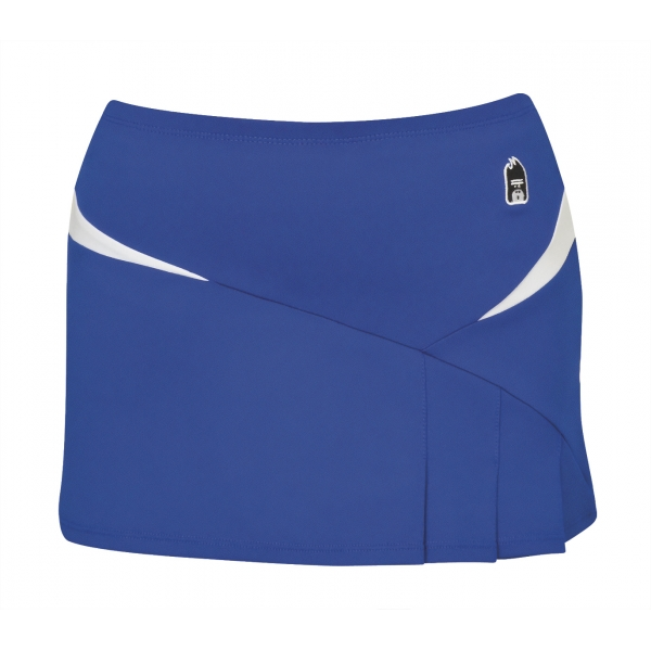 DUC Compete Women's Skirt w/ Power Tights (Royal)
