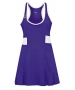 DUC Dominate Women's Tennis Dress (Purple) - Women's Dresses Tennis Apparel