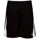DUC Wave-Rider Mens 9.5 Tennis Short (Black) - Tennis Apparel