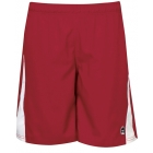 DUC Wave-Rider Mens 9.5 Tennis Short (Cardinal) - DUC Men's Team Tennis Shorts