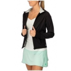 K-Swiss Women's Tennis Warm-Up Jacket (Puma Black) - Shop the Best Selection of Tennis Apparel